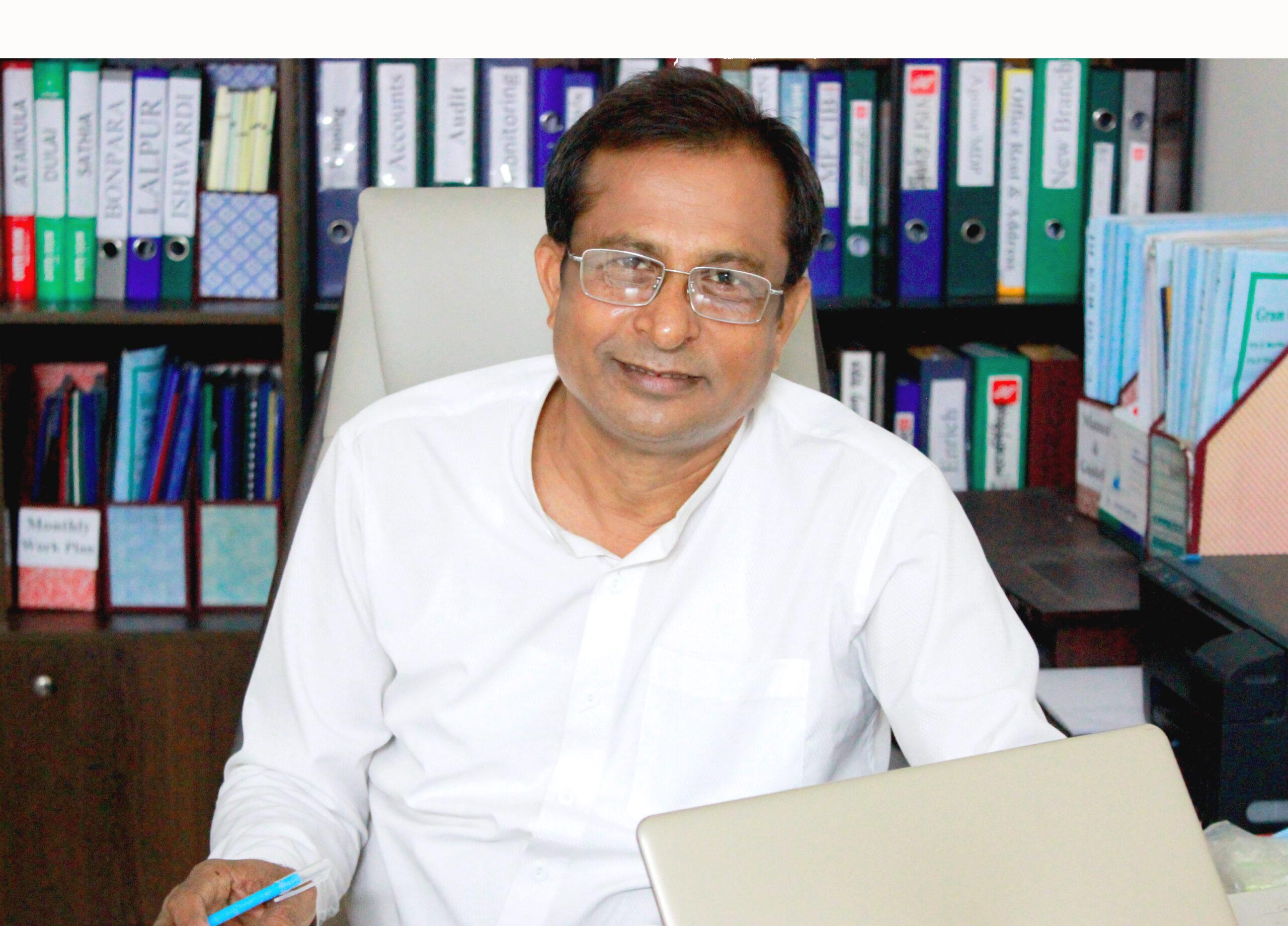 Pankaj Kumar Sarkar