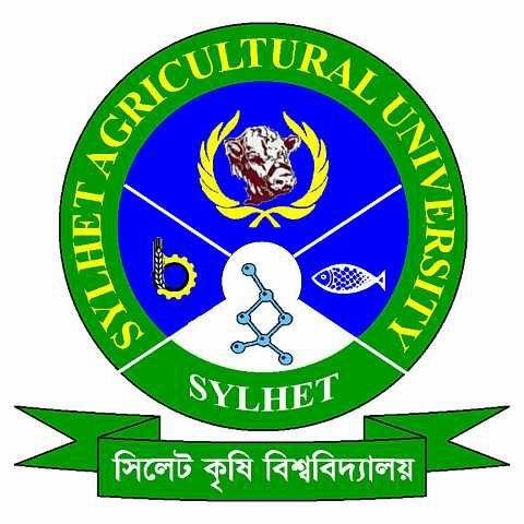 Sylhet Agricultural Logo